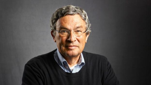 Porträt von Charles Lewinsky