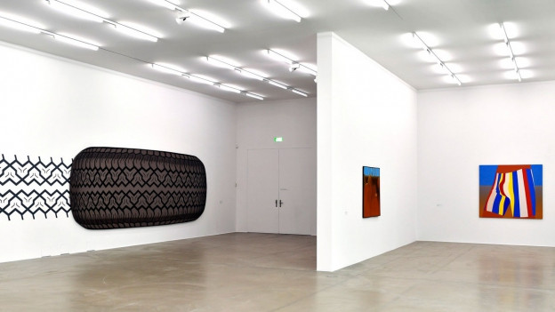 Ausstellungsraum im Aargauer Kunsthaus.