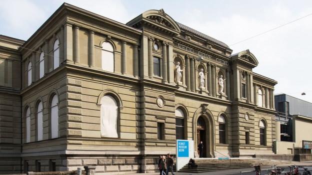 Foto des Kunstmuseums Bern