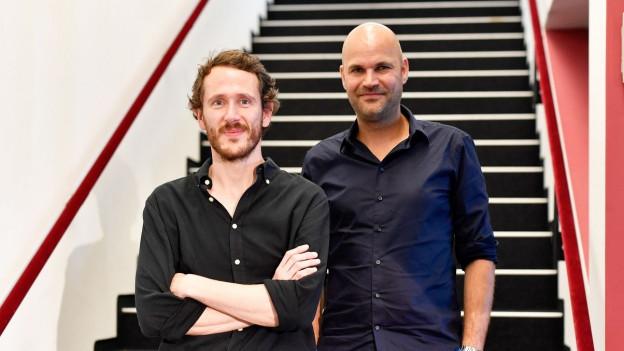 Audio «Neue Doppelleitung aus München am Schauspielhaus Zürich» abspielen.