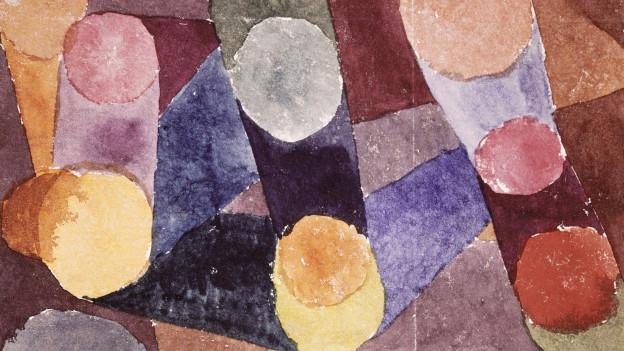 Ein Gemälde von Paul Klee