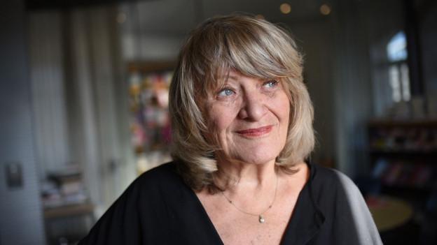 Alice Schwarzer gründete die Zeitschrift EMMA vor 40 Jahren.