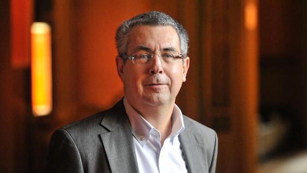 Direktor Christian A. Meyer verlässt das Naturhistorische Museum.
