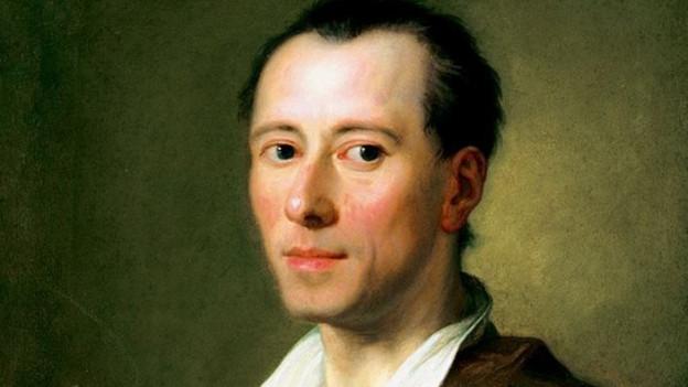 Johann Joachim Winckelmann gilt als Begründer der Kunstgeschichte.