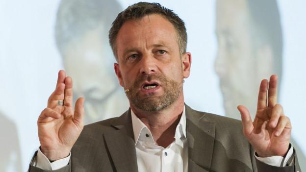 Der ehemalige NZZ-Chefredaktor Markus Spillmann.