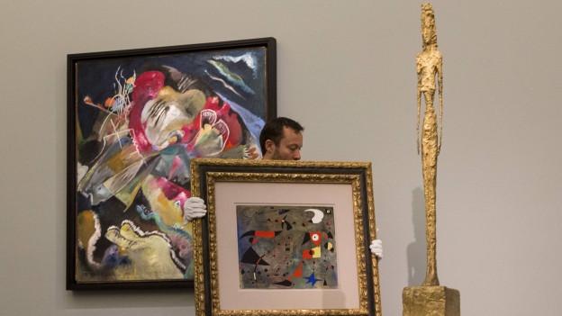 Original oder Fälschung? Auch Schweizer Museen sind mit dieser Frage konfrontiert