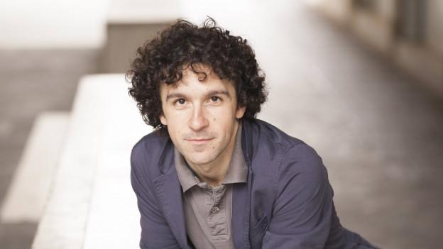 Der Schriftsteller Marco Balzano