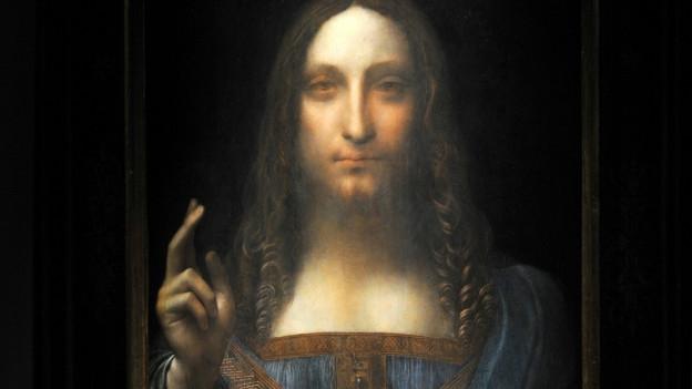 Echt oder nicht? Das Leonardo da Vinci-Gemälde