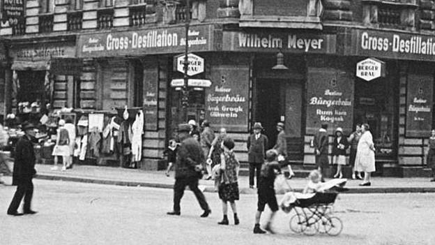 Kneipe in Berlin Friedrichshain 1930