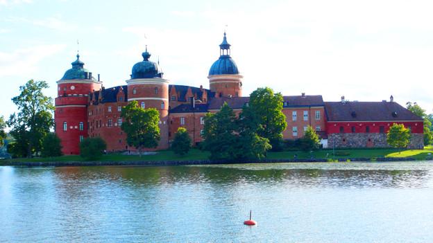 Das Schloss Gripsholm.