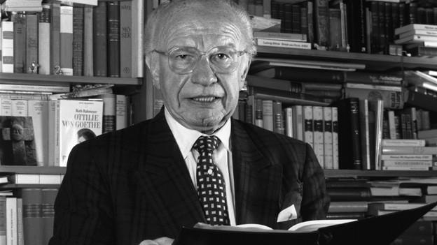 Gert Westphal: einer der grössten Interpreten der Literatur
