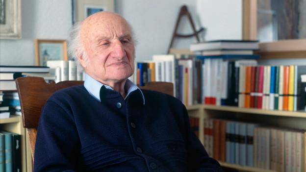 Portrait von Gerhard Meier.