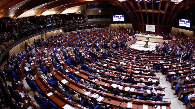 Die erste Ausgabe des Weltforums für Demokratie 2012