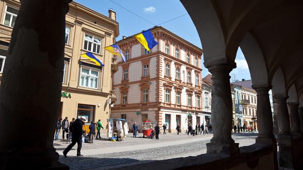 Die andere Kulturhauptstadt: Kosice in der Slowakei.