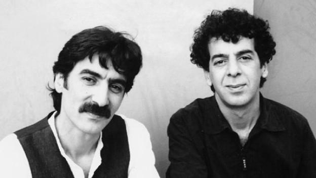 Metin und Kemal Kahraman