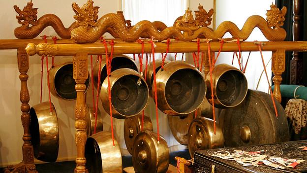 Hypnotisch: Gamelan-Musik aus Java