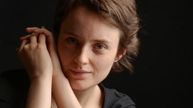 Die Sängerin Irina Ungureanu.