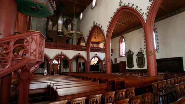 Madrigale in der Basler Martinskirche