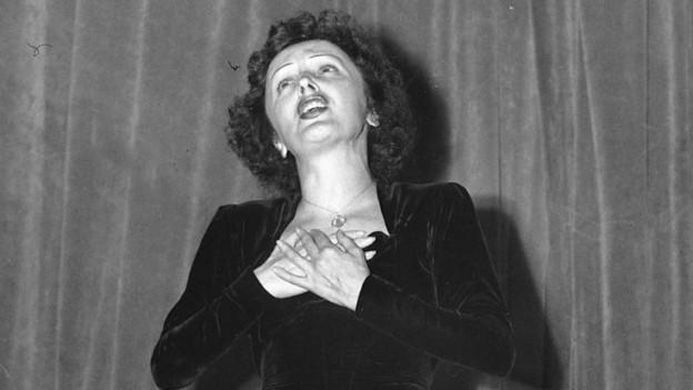 Vor 50 Jahren gestorben und unvergesslich: Edith Piaf.