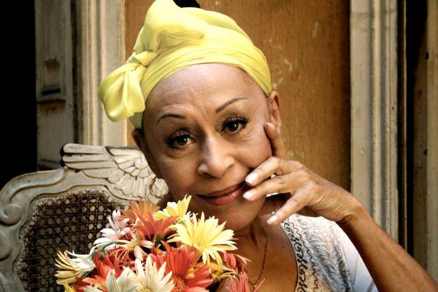 Porträt Omara Portuondo.