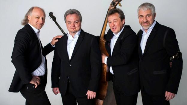 Foto des Terem Quartetts.