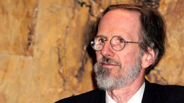 Porträt des Comiczeichners Robert Crumb