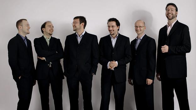 Das Ensemble Cinquecento