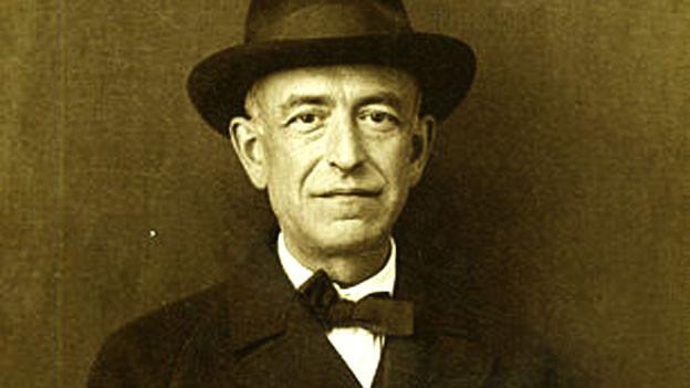 Er ist einer der wichtigsten Vertreter der spanischen Nationalschule: Manuel de Falla.