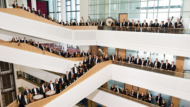 Alle Musiker vereint: das NDR Symphony Orchestra.