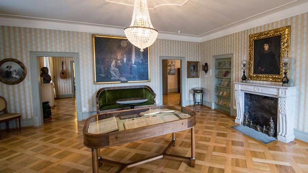 Salon von Richard und Siegfried Wagner
