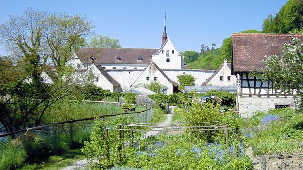 Die Karthause Ittingen im Thurgau.