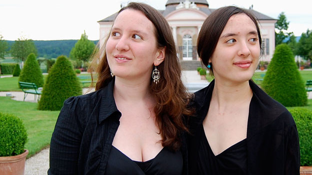 Chani und Nadja Lesaulnier