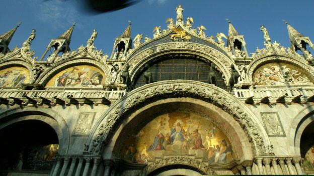 Venedigs Kirche San Marco in einer Aufnahme von 2003.