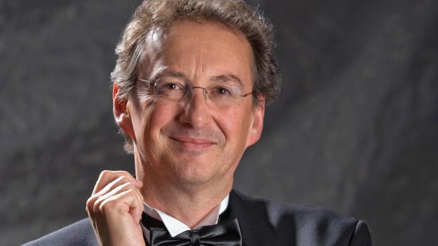 Peter Phillips, Leiter der renommierten Tallis Scholars.