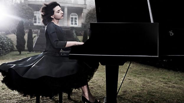 Khatia Buniatishvili, Klavier.