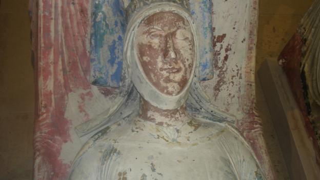 Eleonore von Aquitanien: Grabmal in Fontevraud (Frankreich)