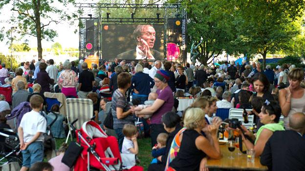 Das Festvial lädt am 24./25. August zur Geburtstagsfeier im und um das KKL Luzern ein – und SRF feiert mit!