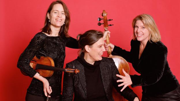 Das Absolut Trio stellt Werke von Fanny und Felix Mendelssohn gegenüber.