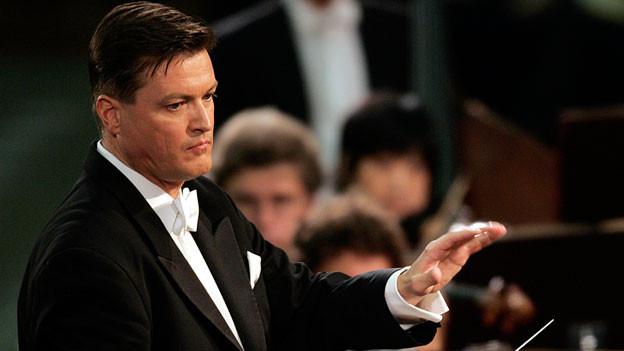 Christian Thielemann dirigiert am KKL.