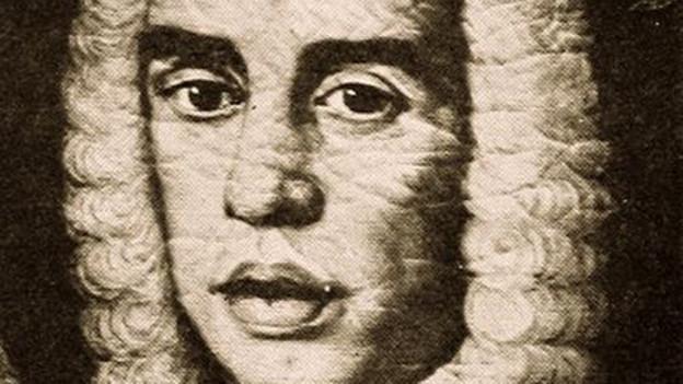 Der italienische Komponist Leonardo Leo.