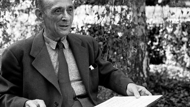 Arnold Schönberg, einer der einflussreichsten Komponisten des frühen 20. Jahrhunderts.
