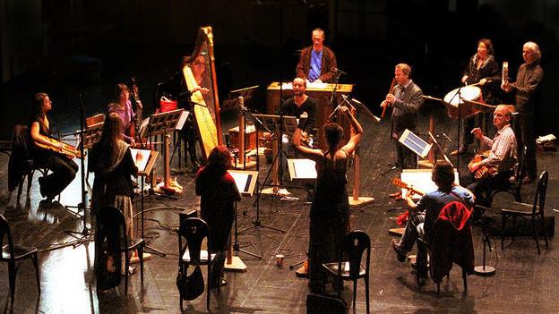 Oni Wytars haben eine Vorliebe für Musik zwischen Improvisation und Komposition.