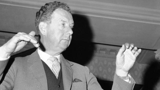 Benjamin Britten.