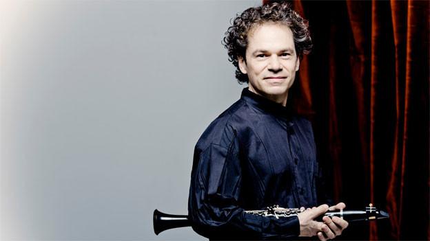 Klarinettist Fabio di Casola spielt Schubert, Schumann, Mozart und Grieg.