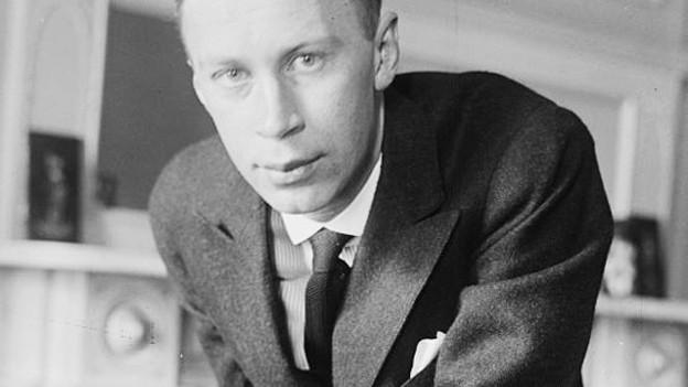 Sergei Prokofiev (1891-1953).