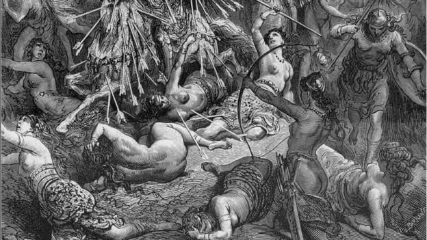 Gustave Doré: «Orlando Furioso»