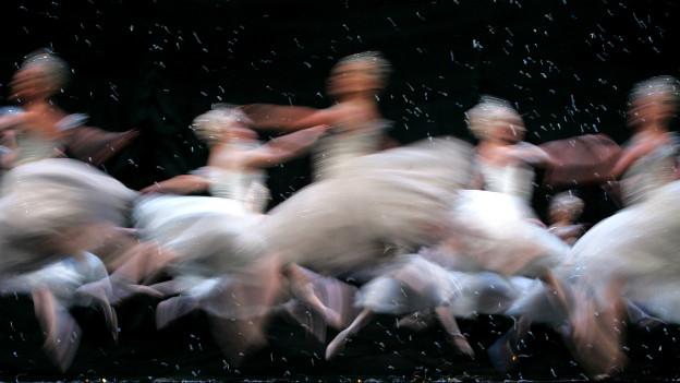 Aufführung des «Nussknacker» am Royal Opera House in London