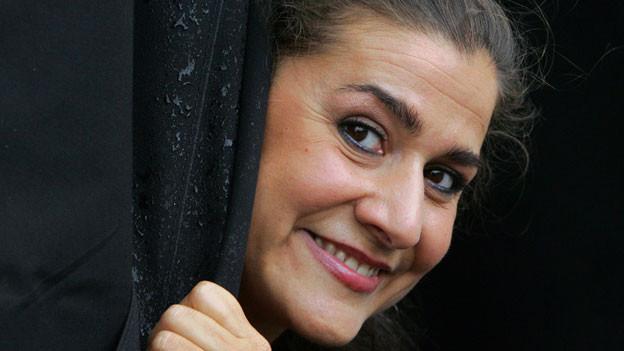 Cecilia Bartoli singt