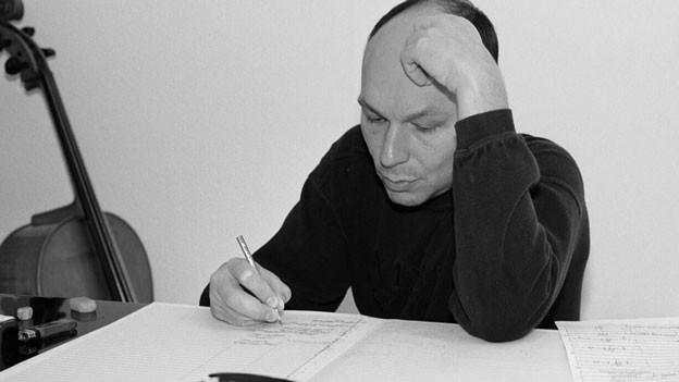 Der Komponist Dieter Ammann über Neue Musik