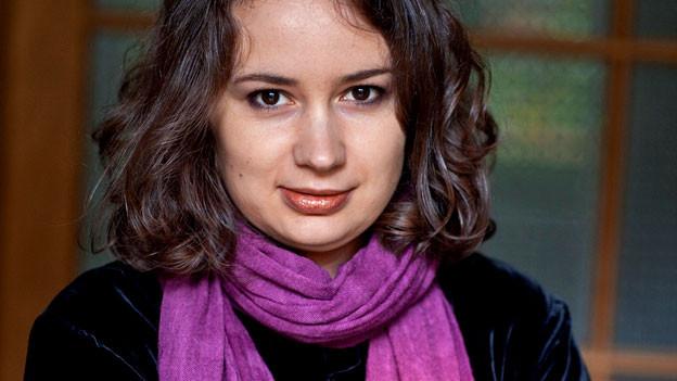 Patricia Kopatchinskaja stammt aus einer moldawischen Musikerfamilie.